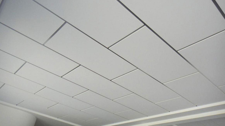 Потолочные акустические панели 1200х600х20 [Tegular Edge]