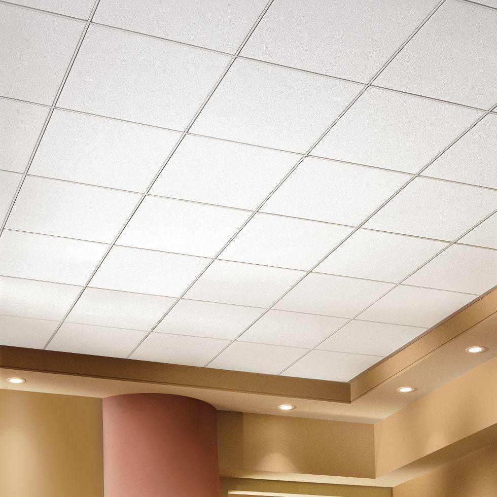 Потолочные акустические панели 600х600х25 [Tegular Edge]
