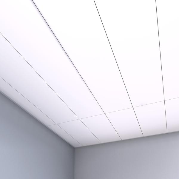 Потолочные акустические панели 1200х600х20 [Concealed Edge]