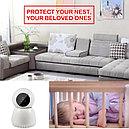 Домашняя WiFi видеокамера с функцией автослежения и двусторонней связью, фото 4