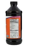 Now Foods, Жидкий лецитин из подсолнечника, 16 жидких унций (473 мл), фото 2