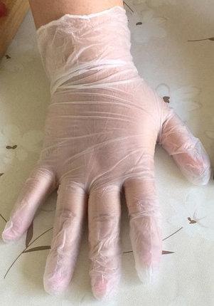 Перчатки виниловые прозрачные в Алматы, фото 2