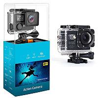 Экшен камера формата 4К/Full HD