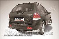 Уголки d57+d42 двойные Hyundai Santa Fe 2001-06