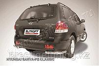 Уголки d57 Hyundai Santa Fe 2001-06