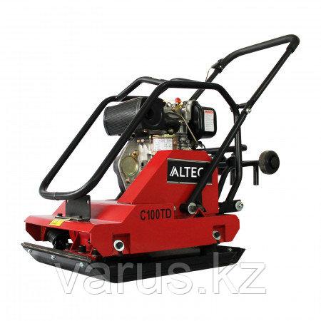 Виброплита Alteco C100TD