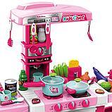 Большая интерактивная кухня 008-938, фото 8