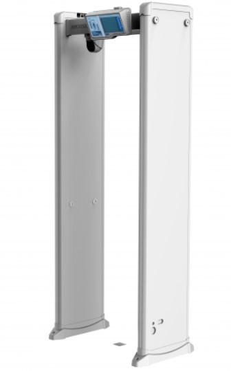 Металодетектор + Тепловизор ISD-SMG318LT-F Hikvision