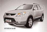 "Защита переднего бампера d57 ""волна"" Hyundai IX-55"