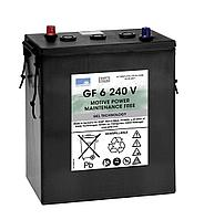 Тяговый аккумулятор Sonnenschein (Exide) GF  06 240V (6В, 240Ач)