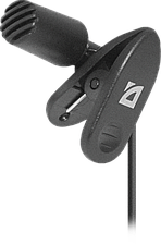Микрофон компьютерный Defender MIC-109 черный
