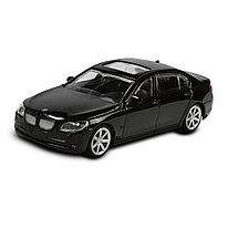 Металлическая машинка RASTAR 37600B 1:43 BMW 7 series 115 см Чёрная