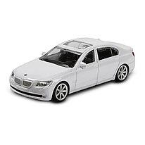 Металлическая машинка RASTAR 37600W 1:43 BMW 7 series 115 см Белая