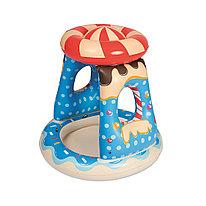 Детский надувной бассейн Candyville 91 x 91 см  BESTWAY  52270