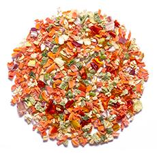 Сушеные и вяленые овощи