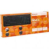 Клавиатура Defender NOVA SM-680L черный, фото 2