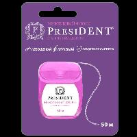 President Межзубная нить President (хлоргексидин) фитофлосс