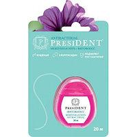 President Antibacterial фитофлосс с экстрактом мальвы