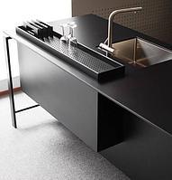 Кухонная мебель из HPL панелей