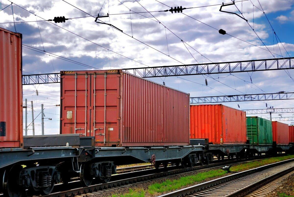Перевозка грузов на ж/д вагонах