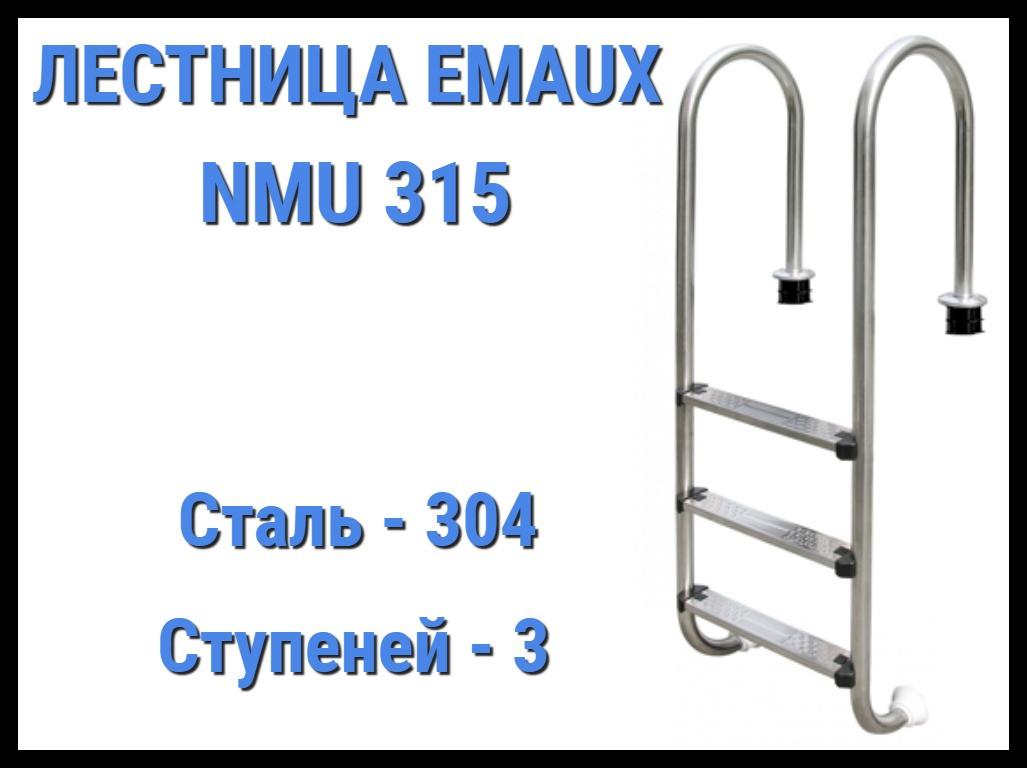 Лестница для бассейна Emaux NMU315 (3 ступени)