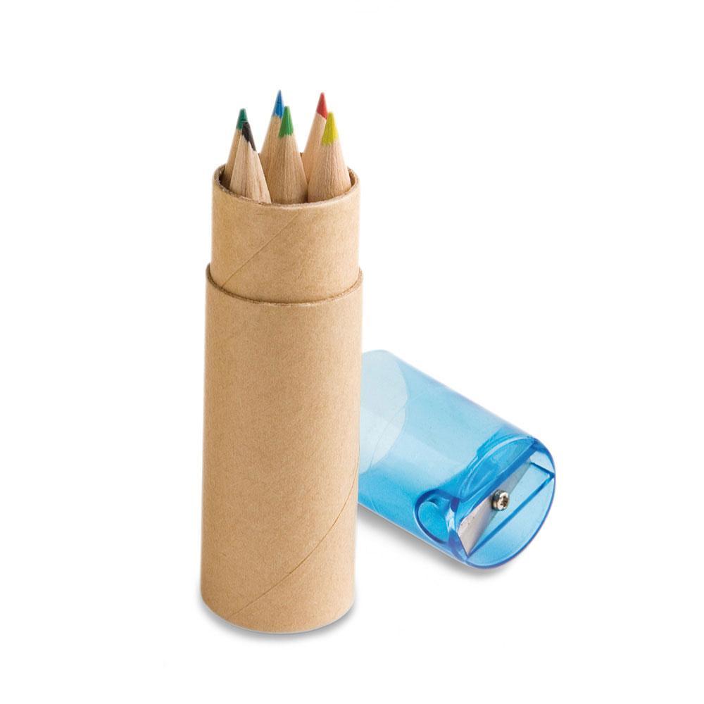Набор карандашей 6 шт. (цветные), ROLS