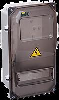Корпус пластиковый ЩУРн-П 3/8 IP55