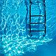 Лестница для бассейна с солевым хлоринатором Emaux NMU315 (3 ступени), фото 9