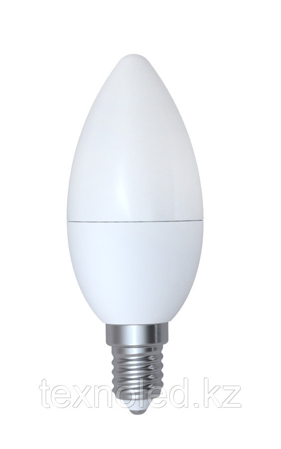 Светодиодная лампа свечаЕ14/10W3000K,4200K,6000K