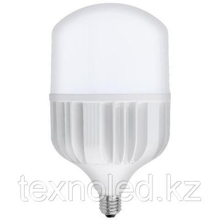 Светодиодная лампа целиндр  Led E27/80W   6000К, фото 2