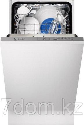 Встраиваемая посудомойка 45 см Electrolux ESL 94200 LO, фото 2