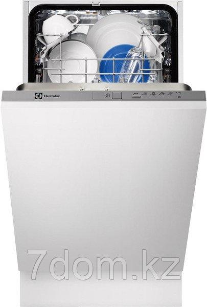 Встраиваемая посудомойка 45 см Electrolux ESL 94201 LO