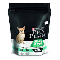 Pro Plan 700г для собак мелких пород с чувствительным пищеварением