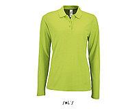 Ucontay Рубашка поло с длинным рукавом Perfect, женская.