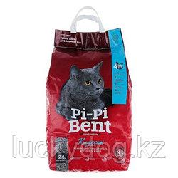 Pi Pi Bent Классик, 10 кг (24л) наполнитель комкующийся.