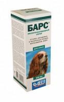 Барс спрей противопаразитарный для собак, 200 мл