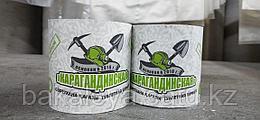 "Туалетная бумага ""Карагандинская"" (Каска) Эконом"