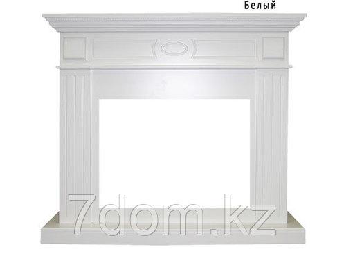 Портал для камина Electrolux  Bianco 25 белый, фото 2