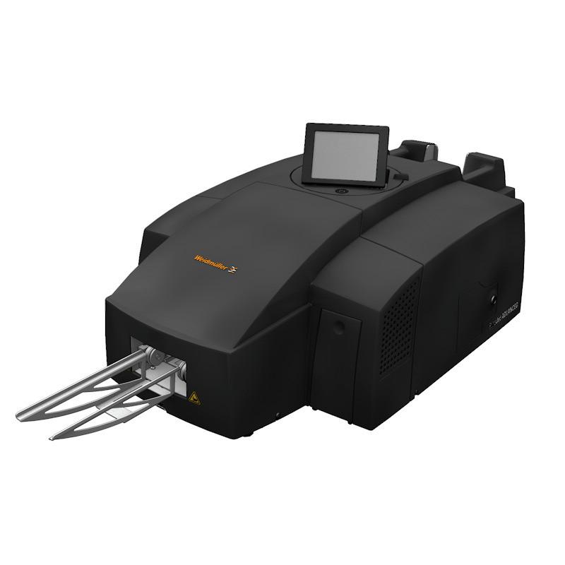 PrintJet Advanced Fluid 230V, гибкая печать на пластиковых и металлических маркерах