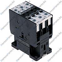 KVE1095A Контактор силовой омническая нагрузка 25А 230 В перем. тока (AC3/400V) 12 A/5,5кВт