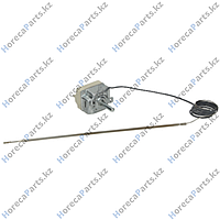 KTR1100A Термостат EGO серия 55.19_ темп. макс. 269°C 1-полярн. 1NO 16А датчик 3мм Д датчик 225мм
