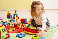 Какие лучше купить игрушки ребенку от года до двух