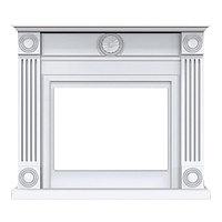 Портал для камина Electrolux Портал Frame 30 белый