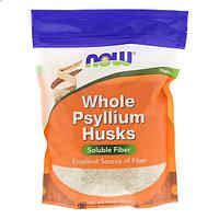 Цельная оболочка семян подорожника, 16 унций (454 г) Psyllium Husk