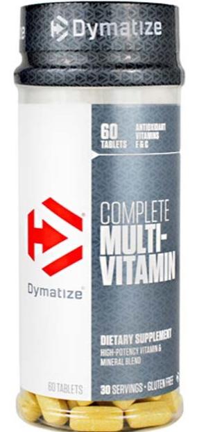 Витамины Complete Multi, 60 tab.