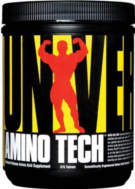 Аминокислоты AminoTech, 375 tab.