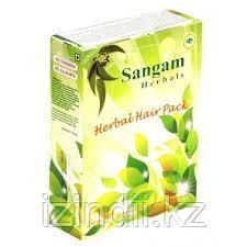 Травяная маска для волос Сангам Хербалс