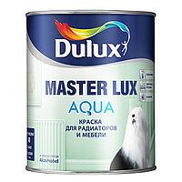 Краска для мебели и радиаторов Dulux Master Lux Aqua 40 1
