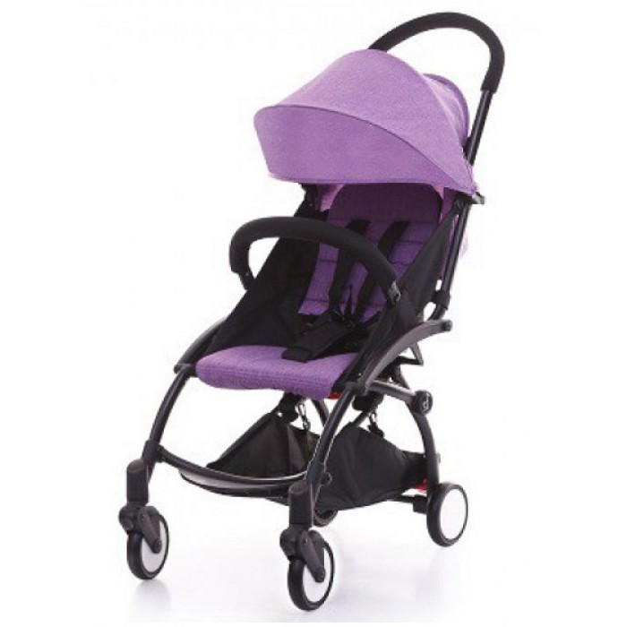Коляска прогулочная Babytime, фиолетовый