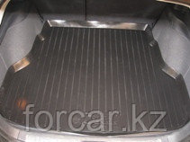 Коврик в багажник Toyota Avensis universal (02-08) (полимерный) L.Locker